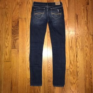 Abercrombie & Fitch Jeans - Abercrombie Distressed Skinny Jeans